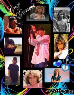 Leif Garrett Collage