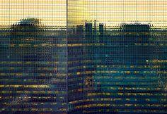 alettertoself:  Michael Wolf - Transparent City