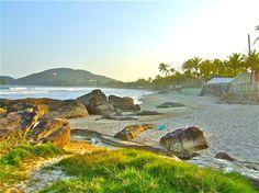 Pernambuco Beach, Guaruja - Brazil