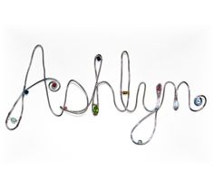 Wire art name