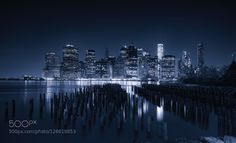 NYC | Midnight Gotham Blues #PatrickBorgenMD