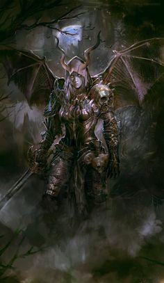 Vampire Knight by PabloFernandezArtwrk.deviantart.com on @DeviantArt