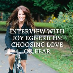 The Love and Respect Now author and blogger Joy Eggerichs talks about her newest venture, The Illumination Project, a small group study series based on relationships.