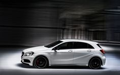 Mercedes-Benz A45 AMG 2560 x 1600 wallpaper