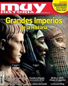 Griegos contra persas, EEUU vs URSS, Roma... no te pierdas la nueva revista Muy Historia, ¡ya a la venta!