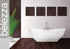 Belezza Stone Bath - Curvaceous lines that will attract the eye of the most discerning. www.livingstonebaths.com