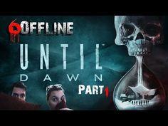 Until Dawn - PS4 | Part 1 | Ήρθε Ο Predator...