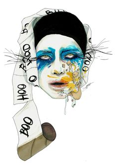 Achraf Amiri - Boo Hoo - Lady Gaga Art pop 2013