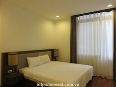 Serviced apartment for rent in Tay Ho District, Hanoi City