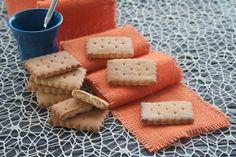 ogni occasione è buona per sgranocchiare i biscotti friabili, da sapore delicato e senza troppi grassi.