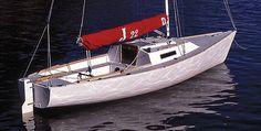 The all new J/22 model http://www.jboats.com/