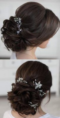 Wedding Hairstyle Inspiration - tonyastylist (Tonya Pushkareva) #weddinghairstyles