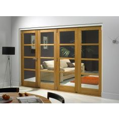 Edge 10ft Internal Folding Sliding doors
