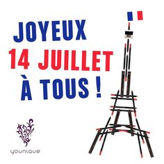 Joyeux #14juillet à tous ! Happy #BastilleDay to all our Presenters and Customers in #France!