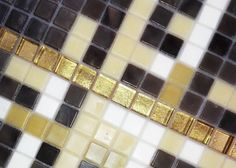 Fabric Sand - Mosaico+  #glassmosaic #fabric #colore10x10 #mosaicopiu #mosaico #decor