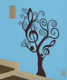 Colorful Wall Murals School Decorating Ideas Murals