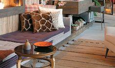 Decoração africana: transforme sua casa em um local exótico - Decoração - Casa - MdeMulher - Editora Abril