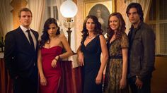 Lifetime's The Witches of East End