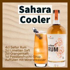 𝗠𝗮𝗰𝗮𝗿𝗱𝗼 𝗖𝗼𝗰𝗸𝘁𝗮𝗶𝗹 𝗜𝗱𝗲𝗮𝘀 Die Sahara lässt Grüssen! Geniest etwas fruchtiges - Sahara Cooler - gar keine trockene Sache :-) #FeelYourSpirit #MacardoCocktail #cocktails #cocktail #cockails🍹 #switzerland #thurgau #ostschweiz #sahara #wüste #cooler #rum #orangensaft #lime #passionsfrucht #passionfruit #macardo #destillerie #distillery #drink #cooler
