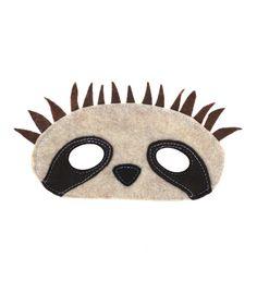 Sloth Mask by Dawn Kathryn Studio