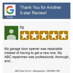Garage Door Repair, Garage Door Opener, Garage Doors, Industrial Door, Get One, Star, All Star, Stars, Red Sky At Morning