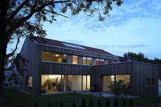 EFH Handke - Einfamilienhaus Berneck - QUERFORMAT . Architektur und Bauleitung ZT GmbH