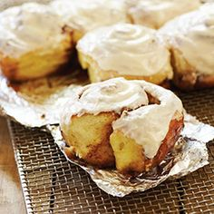 Ultimate Cinnamon Buns from America's Test Kitchen