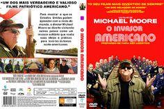 W50 Produções CDs, DVDs & Blu-Ray.: O Invasor Americano -  Lançamento 2017