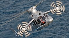 Eurocopter has announced a new pair of speed records set by its hybrid helicopter demonstrator, the X3.