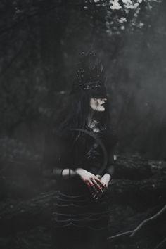 Autumn Reaper by NataliaDrepina #photography #dark