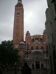 Westminster Cathedral - London Westminster Cathedral, Empire State Building, London, Travel, Places, Viajes, Destinations, Traveling, Trips