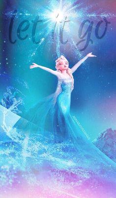 Elsa Frozen Let it Go