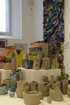 Take One Picture, a community project inspired by LS Lowry's painting of Clifford's Tower in York. York Art Gallery, Ceramic Art, One Pic, Tower, British, Community, Culture, Inspired, Projects
