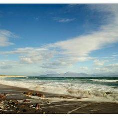 Mulranny beach, Co. Mayo, Ireland.