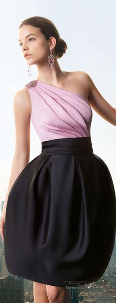 Rosa Clara. Love this skirt