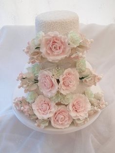 Mrs Stripy's 40th Birthday Cake  Cake by CakesbyHeatherJane