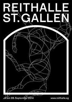 Roman Karrer - Reithalle St.Gallen