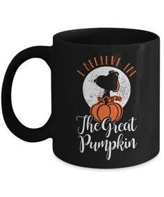I Believe In The Great Pumpkin Mug