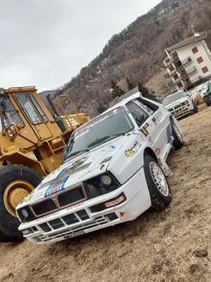 Lancia Delta HF Integrale ...(ice) Lancia Delta, Rally Car, Ice, Cars, Autos, Ice Cream, Automobile, Car, Trucks