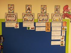 Chalk Talk: A Kindergarten Blog: the daily five... Lots of good ideas for using daily 5 in K