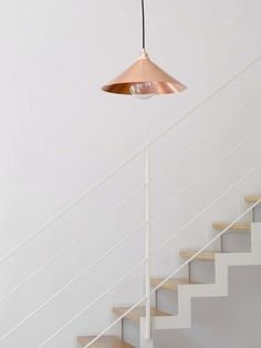 Staircase. Numeroventi by Andrew Trotter.