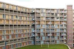 Park Hill Estate, Sheffield.