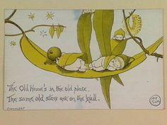 Elsa Beskow Books, quotes, illustrations and inspirations Elsa Beskow, Aussie Christmas, Mermaid Fairy, Needle Felting Tutorials, Baby Tattoos, Mini Tattoos, Vintage Fairies, Australian Art, Flower Fairies