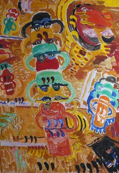 Ion Tuculescu Modern Art, Contemporary Art, Digital Art Photography, Installation Art, Art Blog, Sculpture, Paintings, Artists, Radiation Exposure