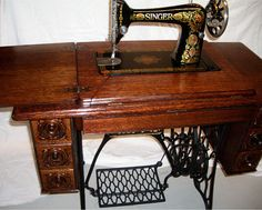 Janome | Treadle sewing machines, Sewing cabinet and Janome