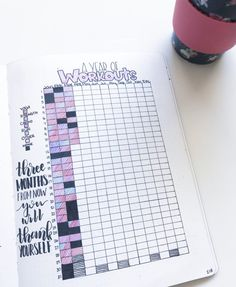 Fitness and Workout Tracker