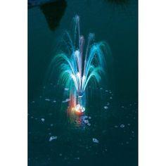 LED Lichtring bunt RGB für Solarpumpe Napoli Siena Milano Roma Teichpumpe 101794
