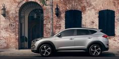2016 Hyundai Tucson : First Look