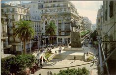Place Emir Abdelkader, Alger