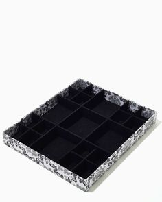 Damask Long Jewelry Tray Organization Storage charming charlie